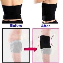 Men's Healthy slimming physique Abdomen Shaper Belt Burn Fat Underwear Lose Weight