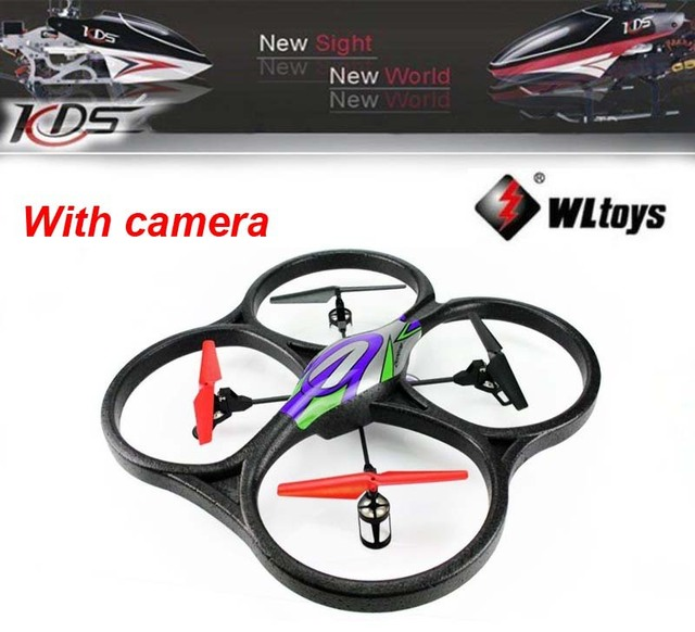 Hot Sales 51CM Biggest 2.4Ghz 6-Axis GYRO RC Quadcopter& Parrot AR.Drone 2.0 WL V262 with camera Quadcopter Free Shipping mini