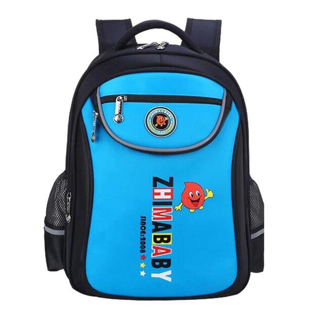 Cool Backpack Orthopedic Boys Girl School Bag Backpacks Primary School  Bookbag Nice Gift For Kid s 2378ad078db59