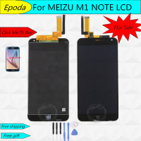 AAA Quality For 5 5 Meizu M1 Note Meilan Note M463U LCD Screen Display Touch Digitizer