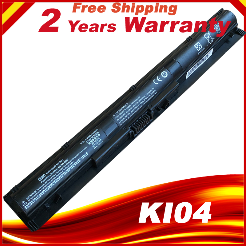 KI04 Battery For HP Pavilion 14/15/17-AB000 HSTNN-LB6S/DB6T 800049-001 14.8V ki04 battery for hp pavilion 14 15 17 ab000 hstnn lb6s db6t 800049 001 14 8v