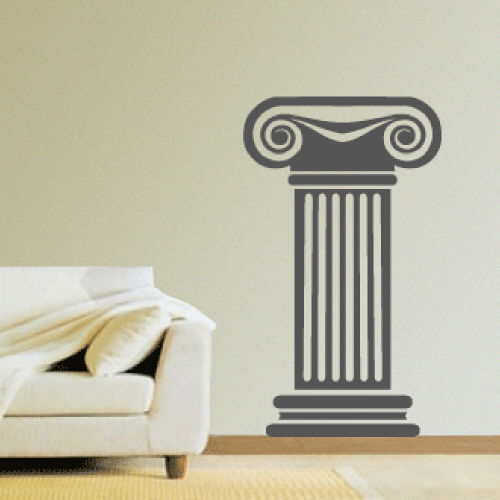 Online buy wholesale greek columns from china greek for Where to buy columns for house