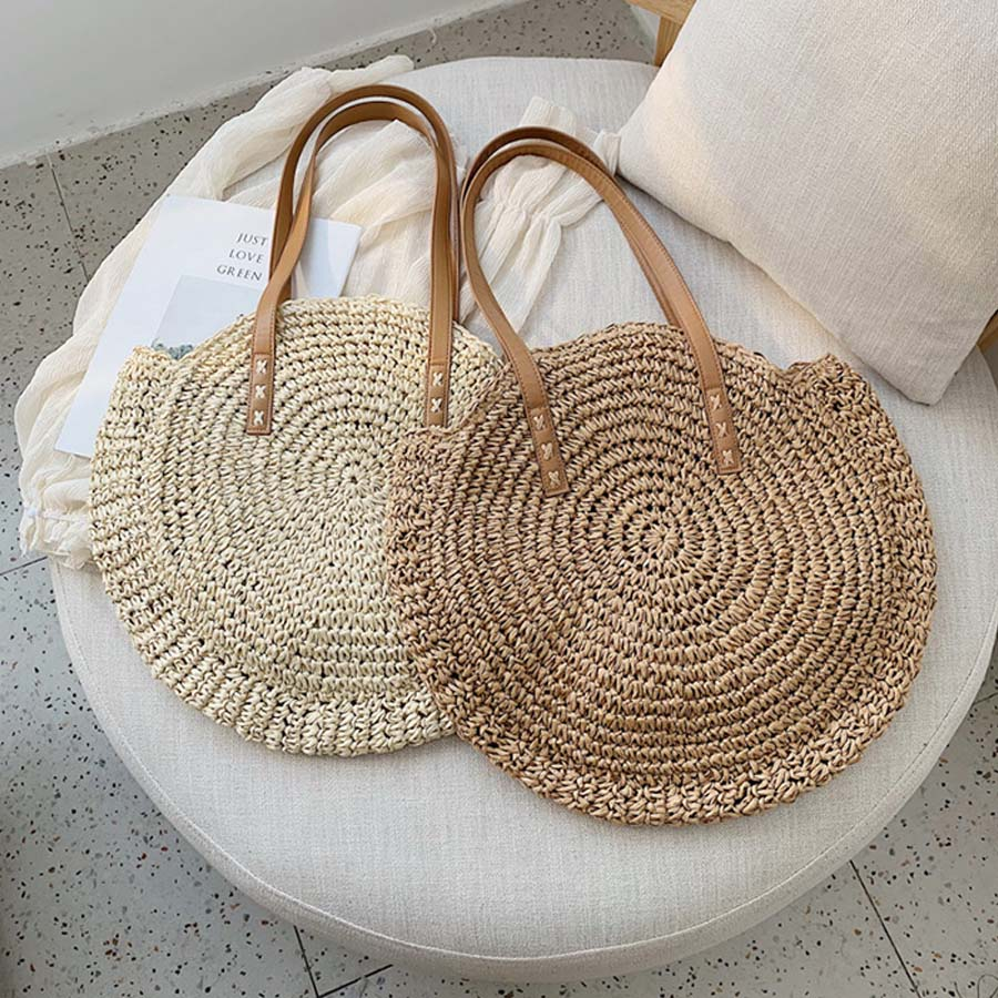 Rattan Shoulder Bag 4