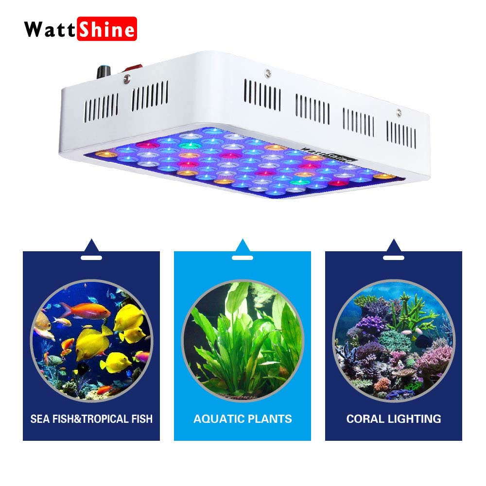 Jellyfish Coral Seaweed Fish tank Aquarium lighting Double Dimmable Ornament Parenting Swim Pool Decor Dimmer lamp