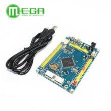 แขนCortex M3 Mini Stm32 Stm32F103ZEt6 Cortexการพัฒนาบอร์ด 72MHz/512KFlash/64 คราม
