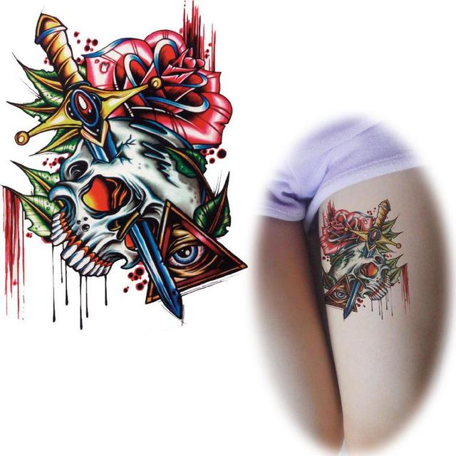 Factory wholesale Fake Tattoos that Look Real Custom Temporary ...