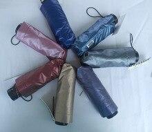 Diamètre pliage parapluies ultra léger exceed court amphibie uv parapluie pluie femmes/hommes guarda chuva mulher