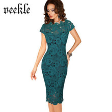 daa5f70c75 Popular Green Lace Evening Dresses-Buy Cheap Green Lace Evening ...