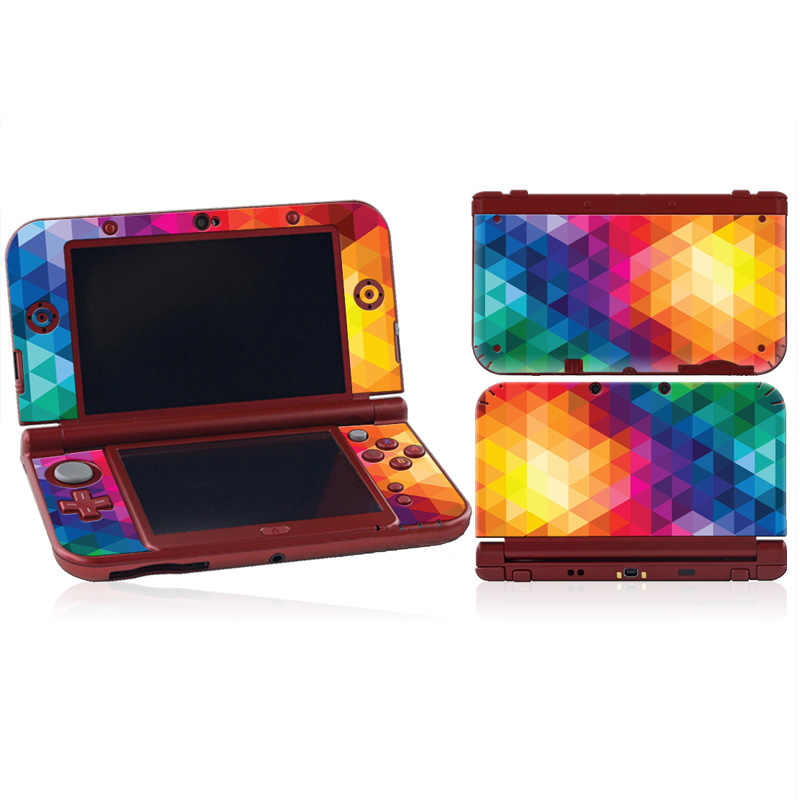 High Quality Game Accessories Animal Vinyl Skin Sticker Protector for New 3DS XL LL skins Stickers