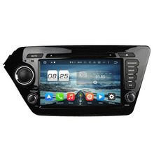 RAM 2GB ROM 32G Octa Core Android 6.0 Fit KIA K2 2011 2012 Car DVD Player Navigation GPS Radio