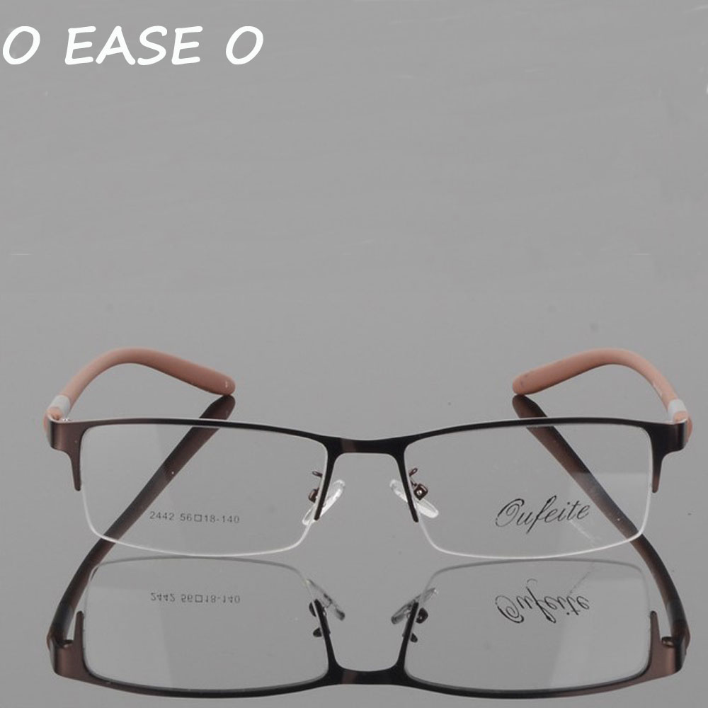 e3fbe40f650 2018 Optical Frame Stylish Spectacles For Men s Prescription Eyeglasses  Modern Sunglasses Style Free Shipping