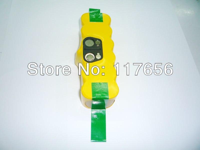 Free shipping 3300mAh NI-MH Battery For iRobot Roomba 500 Roomba 600 Roomba 700 Series