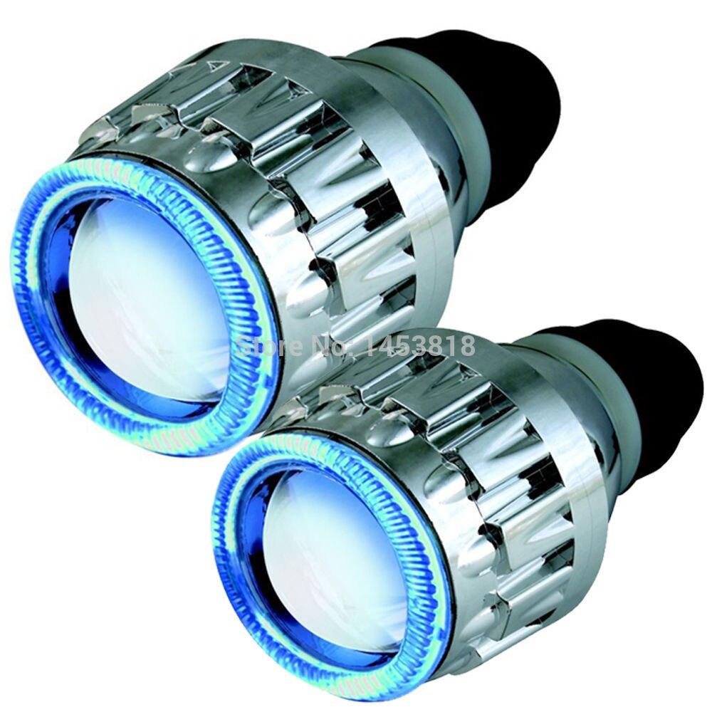 Livraison rapide 35 W Ballasts blocs g8 bi-projecteur Kits de lentilles 2.5