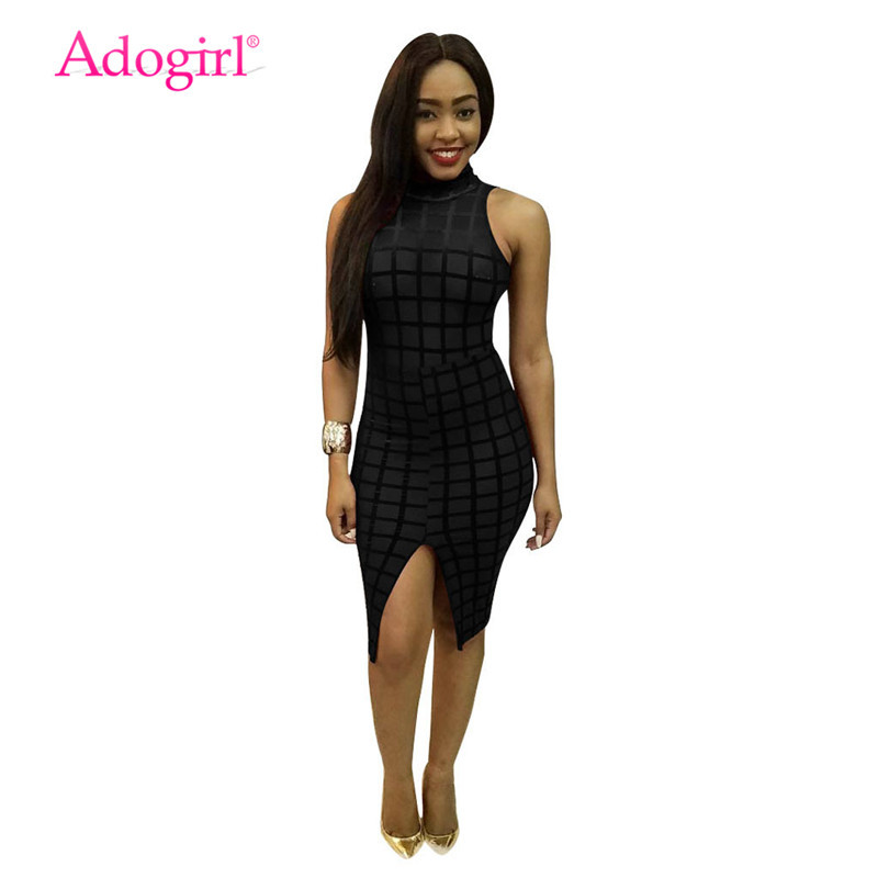 Buy front slit dress and get free shipping on AliExpress.com f766f65dbdb5