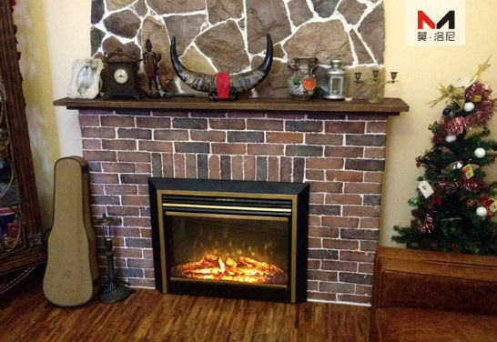 Small Indoor Electric Fireplace Insert In Electric Fireplaces From