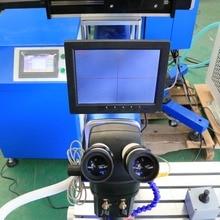 MORN Yag Laser machine welding device welder machine Jewelry fast shipping semi-automatic welding machine laser graver недорого