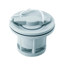 6 Holes Kayak Valve Inflatable Boat Accessories Raft Dinghy Secure Adapter Cap PVC Water Sports Easy Install Connect`