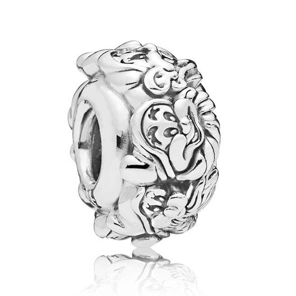 Authentic 925 Sterling Silver DIY Jewelry The Seven Dwarfs All Around Spacer Charms fit Pandora Bracelets BangleAuthentic 925 Sterling Silver DIY Jewelry The Seven Dwarfs All Around Spacer Charms fit Pandora Bracelets Bangle