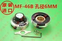 [VK] SAKAE Si Bo original MF20 46B6 MF 46 precision multi circle dial knob locking hole 6MM switch