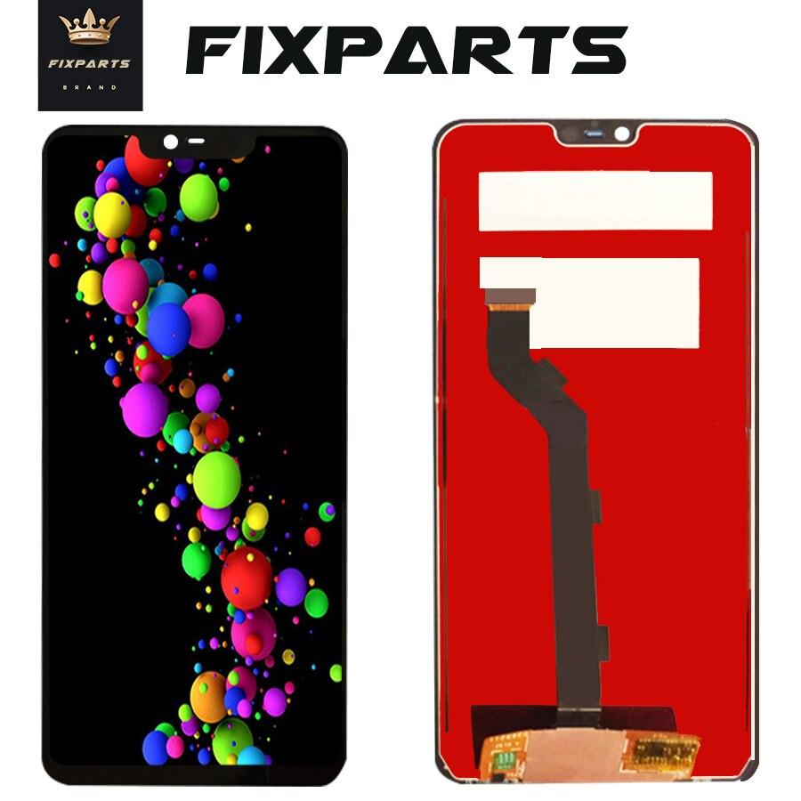 100% de Travail D'essai D'origine Bien Xiaomi Redmi 6 Plus LCD Affichage à L'écran Tactile Digitizer Assemblée Pièces De Rechange Redmi 6 Plus LCD