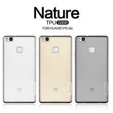 Original NILLKIN Ultra Thin Slim TPU Case For Ascend Huawei P9 Lite Hight Quality Soft TPU Back Phone Cover For Huawei P9 Lite