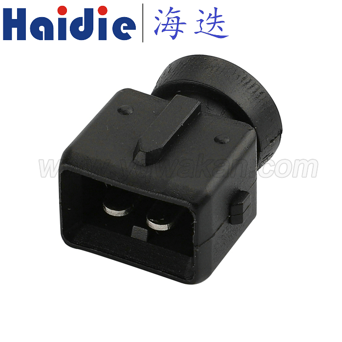 Free Shipping 5sets 2pin Auto Electric Wiring Plug Cable
