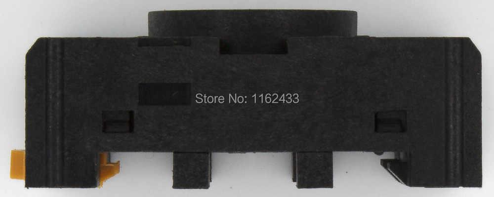 PF083A 8 Pin Relais Socket Base Voor DH48S ST3P AH3-3 MK2P JTX-2C