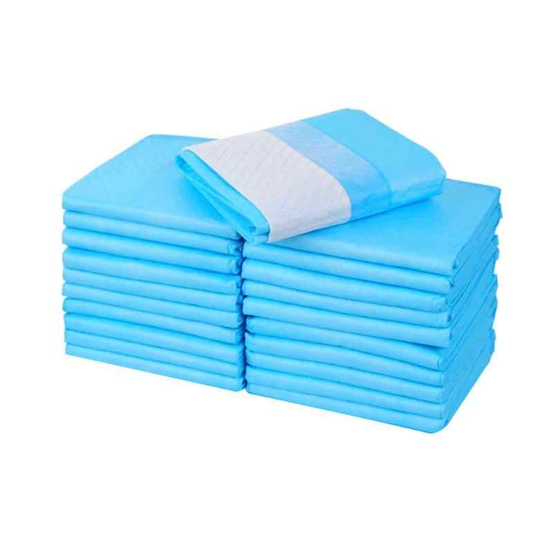 20Ps/lot Pet Diapers Absorbent Pet Dog Training Urine Pad Diapers for Puppy Dogs Cleaning Deodorant Diapers Pet Supplies