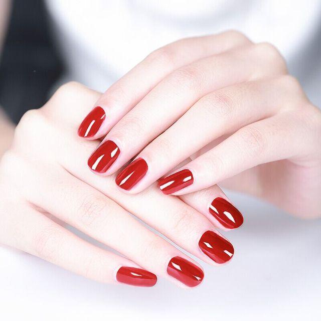 ROSALIND Nail Gel Polish Set For Manicure Acrylic Varnish Hybrid Nails Art Semi Permanent UV Gel Nail Polish Off Gellak White