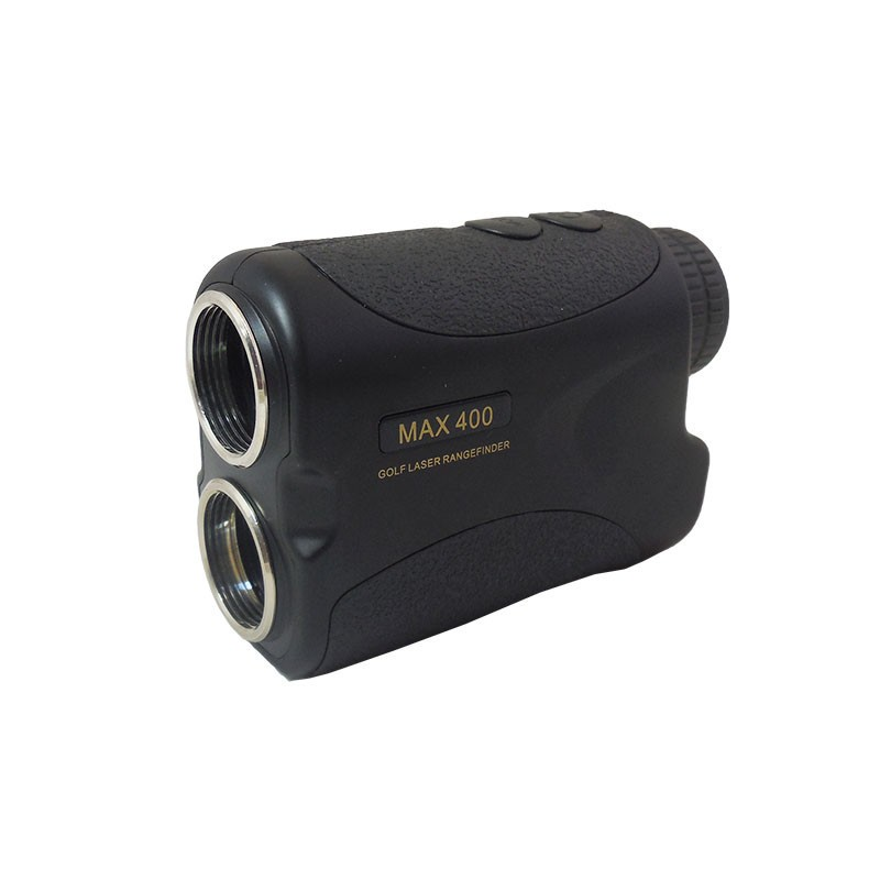400M Portable Laser Golf Rangefinder Hunting range finder Monocular Laser telescope finder distance measure with pinseeker 900m high accuracy range finder telescope rangefinder monocular for r golf hunting measure multifunctional laser distance meter