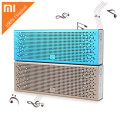 Originais xiaomi mi bluetooth stereo mini speaker portátil bluetooth handsfree speaker sem fio para iphone tf cartão de telefone