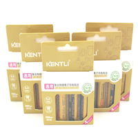 Wholesale 20pcs/lot low self discharge KENTLI 1.5V AA 2400mWh Lithium Li-ion Li-polymer Rechargeable Battery
