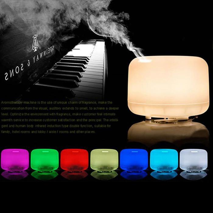 300ML Ultrasonic Aromatherapy Machine 7 Color LED Lights Electric Humidifiers household humidification Aroma Diffuser 2200V Hot300ML Ultrasonic Aromatherapy Machine 7 Color LED Lights Electric Humidifiers household humidification Aroma Diffuser 2200V Hot