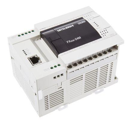 Mitsubishi Automatic Part Programmable Logic Controller FX1N 60MR 001 powerful micro PLC FX1N Series