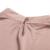 Mujer de primavera más el tamaño de cuello alto Ruffles Completas 96% cobertura de otoño de seda del estiramiento de seda delgado Camisetas mujer tops de seda de la señora camisetas