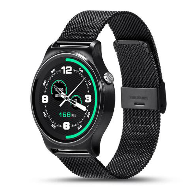 Newest GW01 Bluetooth Smart Watch IPS Round Screen Life Waterproof Heart Rate Monitoring Sports SmartWatch For Android IOS bluetooth smart watch heart rate monitoring g3 plus smartwatch support siri voice control raise bright screen for android ios