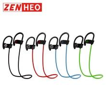 ZENHEO U8 BT Earphones BT 4.2 IPX4 Waterproof 90mAh Battery 7 days Standby Earbuds For iPhone Huawei Earphone In Ear Sport bt sport minimum requirements