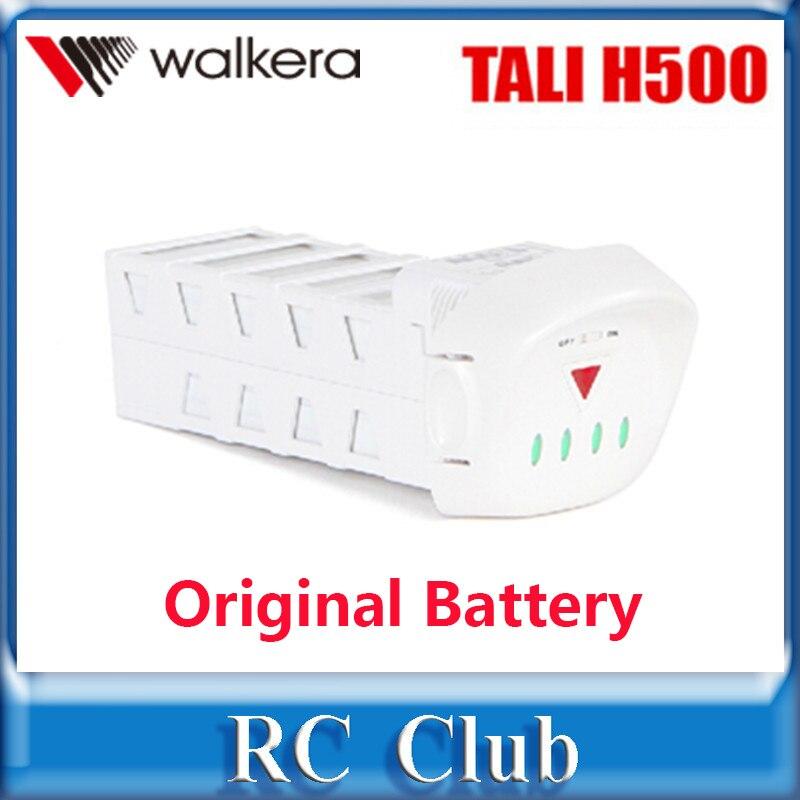 Accessoires d'origine Walkera TALI H500 FPV Hexacopter 11.1 v 5200 mah Batterie TALI H500-Z-22