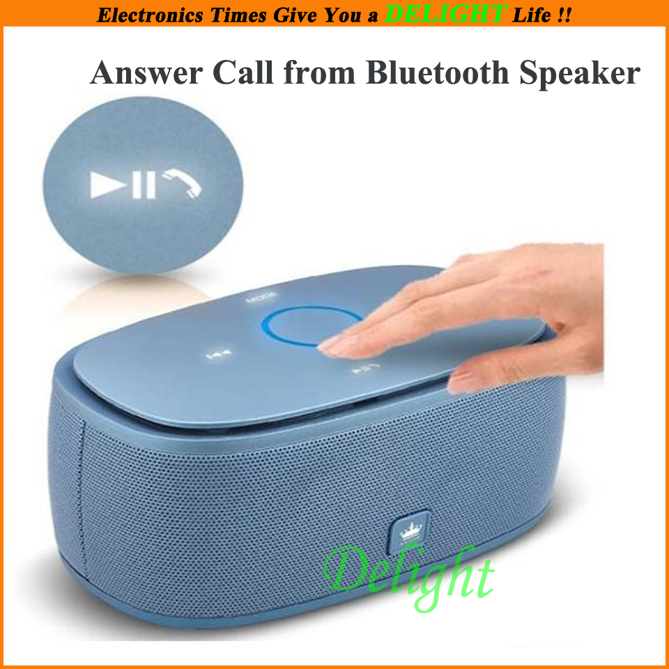 Bests Pill Speaker KINGONE K5 Mini Portable Wireless Bluetooth Stereo Music Iphone Gear Nokia Sony (DL-SP21) - Delight Technology Co., Ltd. store