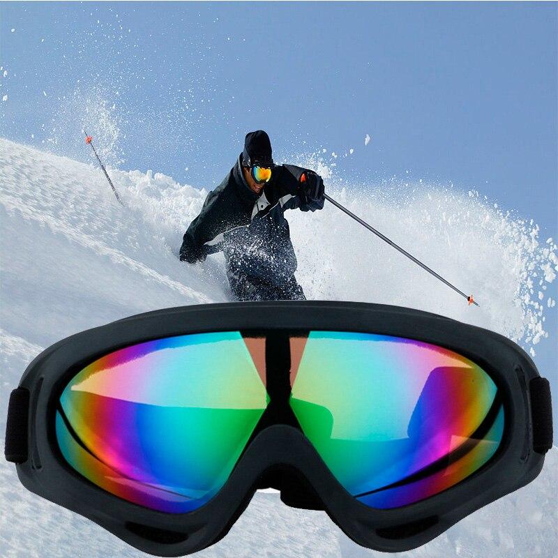 Sports & Entertainment United Cheap Ski Snowboard Goggles Mountain Skiing Eyewear Snowmobile Winter Sport Gogle Snow Glasses
