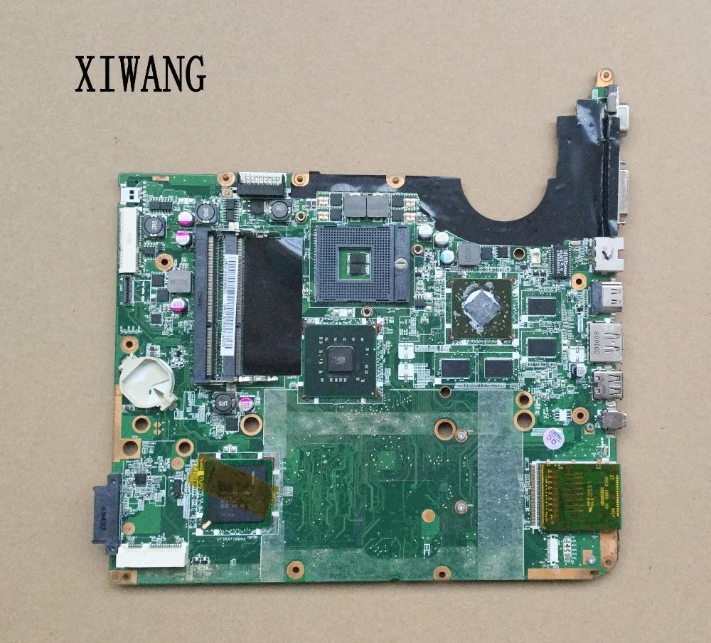 Livraison gratuite 578377-001 pour HP pavillon DV6 DV6-1000 carte mère DDR3 100% Original testé bon