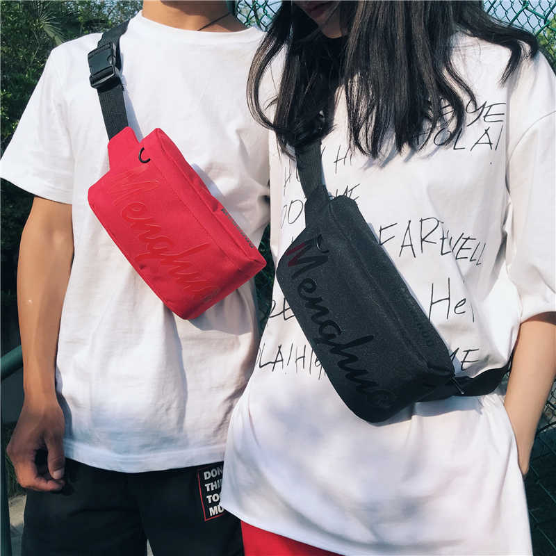Menghuo Luxury Handbags Women Bags Designer Waist Bag Packs Lady Belt S Brand Chest Handbag Shoulder Purse