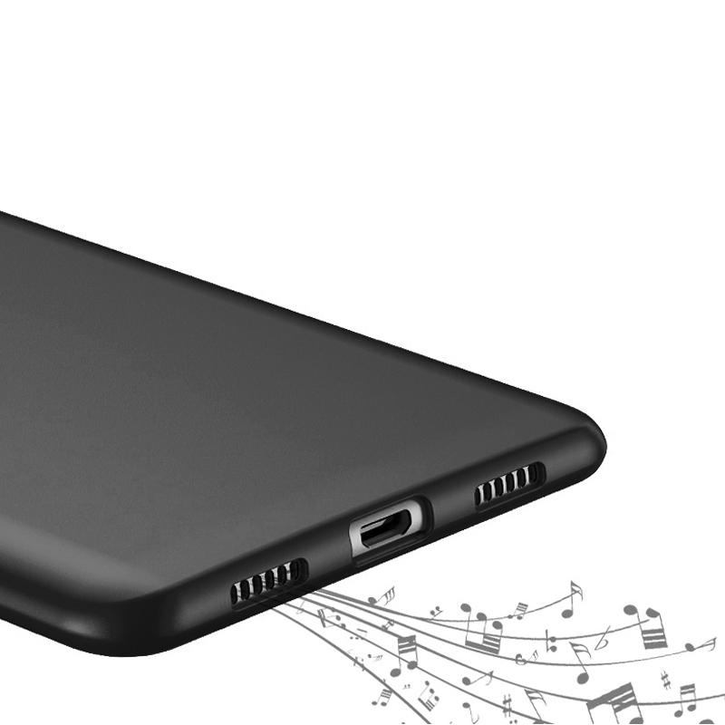 Meizu m5s Kasus Mewah Matte Shockproof Meizu m5c Kasus Silikon - Aksesori dan suku cadang ponsel - Foto 4