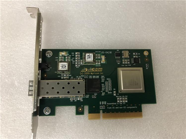 10G-PCIE-8B-S / 10G single-port 10G(China)