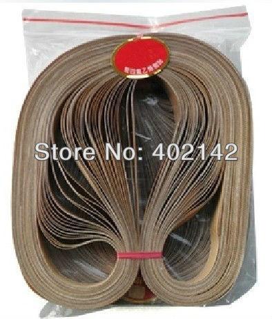 50pcs/lot 750*15mm teflon belt for FR-900 /SF-150 plastic bag sealing machine