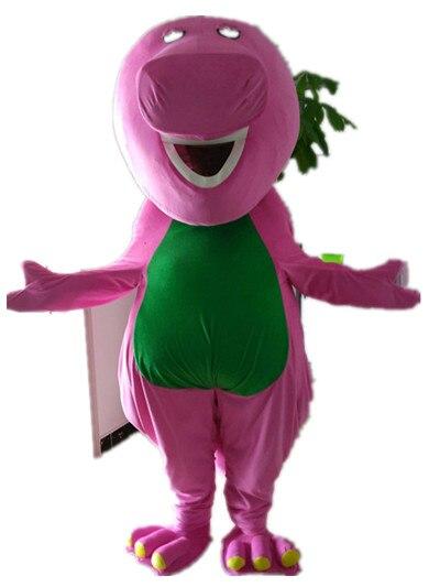 Горячие Продажи Динозавров Барни взрослых талисман динозавров Барни Талисмана дракон талисмана Бесплатная доставка
