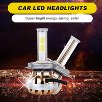Car LED Headlight H4 LED H7 H1 H3 H11 H13 HB2 HB4 HB5 9004 9005 9006 9007 5200LM Auto Headlamp 6000K Light Bulb 12V 24V