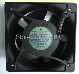 Free Shipping SANJUN SANJU Suntronix SJ1725HA1 AC110V Axial Flow Fan Made In Taiwan yf 172 tenmars made in taiwan digital light meter with free shipping
