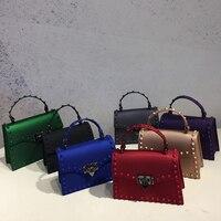 2018 Brand Women Messenger Bags Luxury Handbags Women Bags Designer Jelly Bag Fashion Shoulder Bag Women
