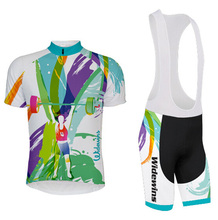 New Styles team cube Cycling 2016 Men's sports riding bicycle clothe